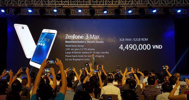 Zenfone 3 Max e Zenfone 3 Laser