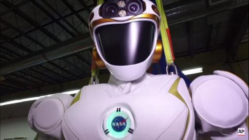 Conheça Valkyrie, o robô humanoide que vai preparar a vida em Marte