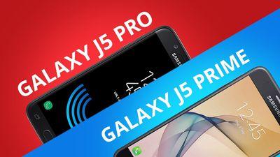 Galaxy J5 Pro vs Galaxy J5 Prime [Comparativo]