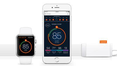 Apple lança novo tracker da Beddit para monitorar o seu sono