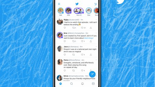 """Spaces: Twitter libera seu """"Clubhouse"""" para perfis com mais de 600 seguidores"""