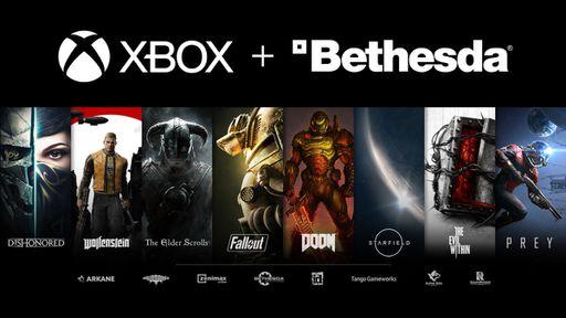 Microsoft oficializa compra da Bethesda e sugere que jogos serão exclusivos Xbox