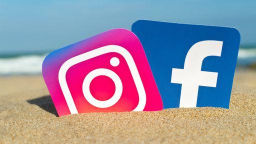 Pesquisa revela que Instagram é uma rede social mais engajada que o Facebook