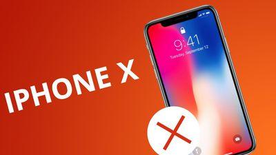 5 motivos para NÃO comprar o iPhone X