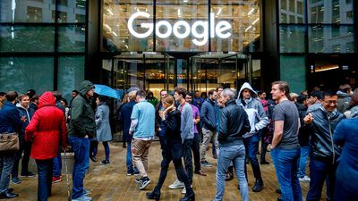 Funcionários da Google relatam retaliações após protestos de 2018