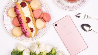 Sony Xperia Z5 na cor rosa é lançado oficialmente
