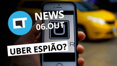 Moto X4 no Brasil?; Uber podia ver tela de iPhones e+ [CT News]
