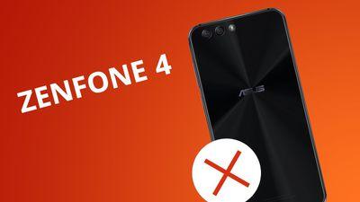 5 motivos para NÃO comprar o Zenfone 4