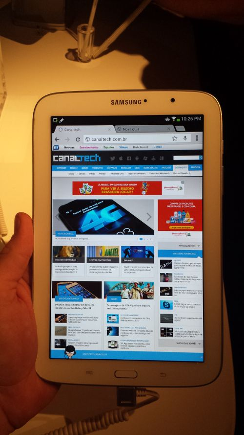 Galaxy Note 8.0 2