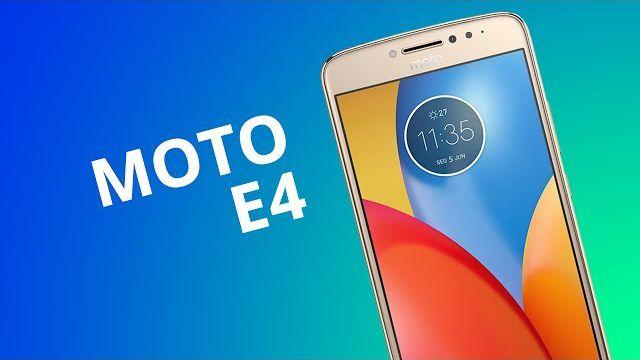 cf80d242b Motorola Moto E4  Análise   Review  - Vídeos - Canaltech