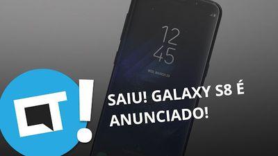 Saiu! Confira os detalhes do Galaxy S8 [Plantão CT]
