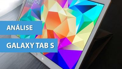 Samsung Galaxy Tab S [Hands on]