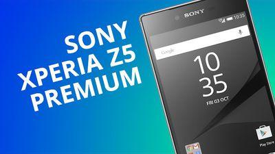 Sony Xperia Z5 Premium [Análise]