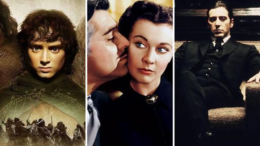 Os 12 filmes mais longos de Hollywood para assistir online