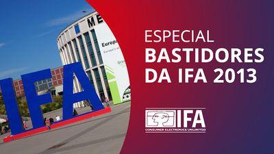 Bastidores e curiosidades de uma das maiores feiras de tecnologia do mundo [Especial   IFA 2013]