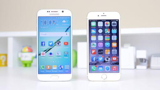 Apple e Samsung são responsáveis por todo o lucro da indústria de smartphones