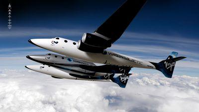 Virgin Galactic agora aceita Bitcoins como pagamento para as viagens espaciais