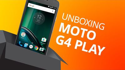 Moto G4 Play [Unboxing]