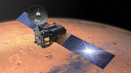 Diálogo raro! NASA e China trocam informações sobre suas espaçonaves em Marte