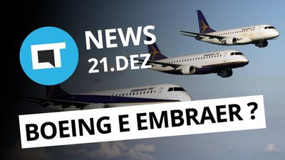 Boeing pode comprar Embraer; Apple admite iPhone 6s e 7 mais lentos e + [CT News