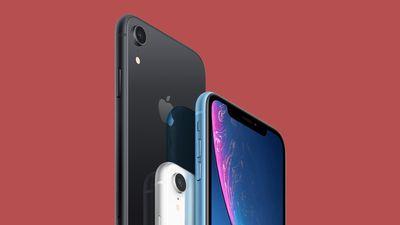 Performance do iPhone Xr é idêntica à do iPhone Xs, confirma teste de benchmark