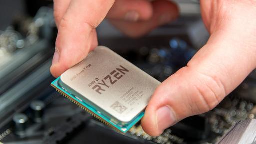 AMD ultrapassou Intel no mercado de CPUs pela primeira vez em 15 anos