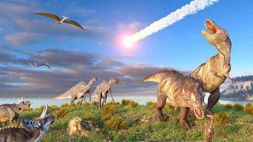 Objeto que extinguiu os dinossauros pode ter vindo do Cinturão de Asteroides