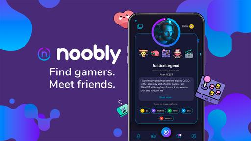 Noobly: saiba como encontrar pessoas para jogar com você