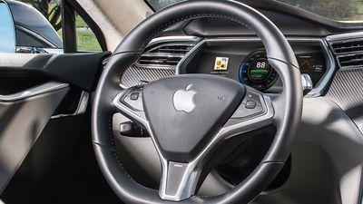 Apple já possui a terceira maior frota de carros autônomos dos Estados Unidos