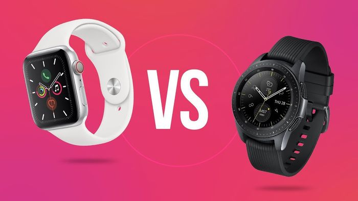 Apple Watch Series 5 vs Samsung Galaxy Watch [Comparativo]