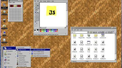 Emulador de Windows 95 roda jogos clássicos como Doom e Grand Prix Circuit
