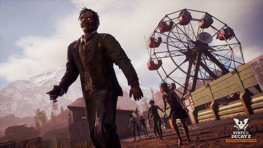 Gamescom   State of Decay 2 vai ganhar expansão com novo mapa e armas
