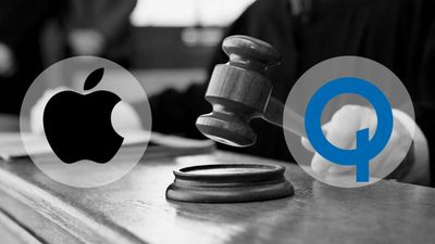 Apple questiona quatro patentes que a Qualcomm alega terem sido violadas