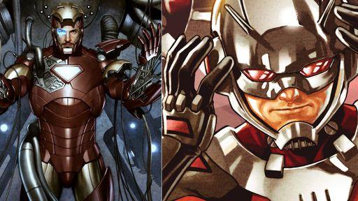Entenda por que Tony Stark é agora o Homem-Formiga nos quadrinhos