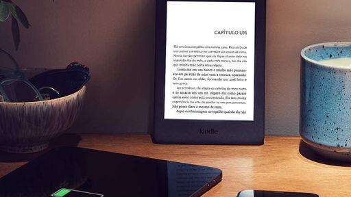 Como baixar livros grátis no Kindle