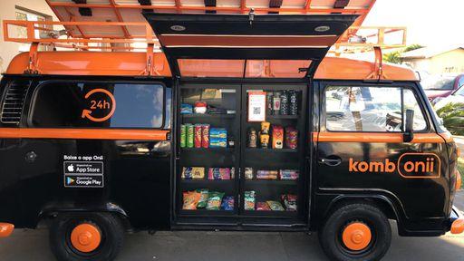 Startup Onii cria loja automatizada para condomínios dentro de Kombis