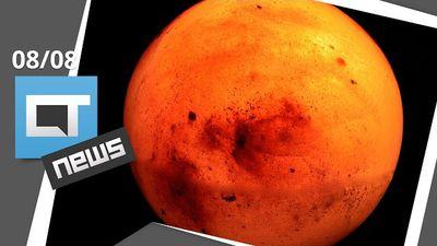 Novos Apple Watch 2, Internet nos aviões da GOL, novas imagens de Marte [CTNews]