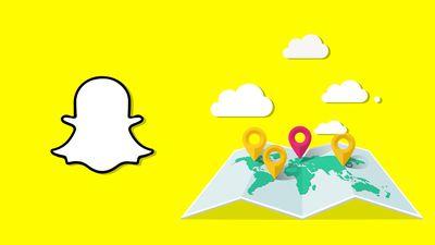 Snap Map, do Snapchat, agora está disponível em versão web