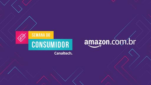 Produtos de tecnologia a partir de R$ 79 na Semana do Consumidor Amazon.com.br