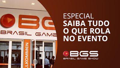 Saiba tudo o que rola na maior feira de games da América Latina [Especial | BGS