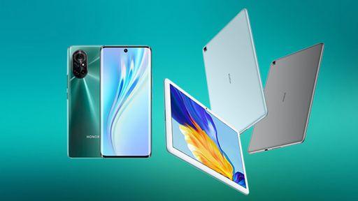 Independente da Huawei, Honor anuncia novo V40 Lite e tablet Honor Pad 7