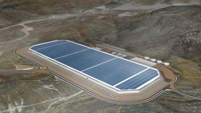 Gigafábrica da Tesla terá maior telhado solar do mundo