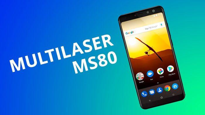 af58b1de554 Multilaser MS80  Análise   Review  - Vídeos - Canaltech