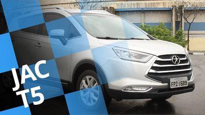 Jac Motors T5: os chineses estão aprendendo a falar português [CT Auto]