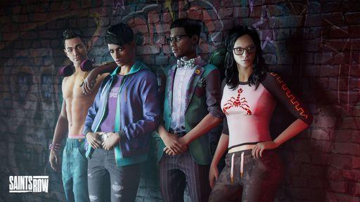 Gamescom   Reboot de Saints Row chega em fevereiro de 2022