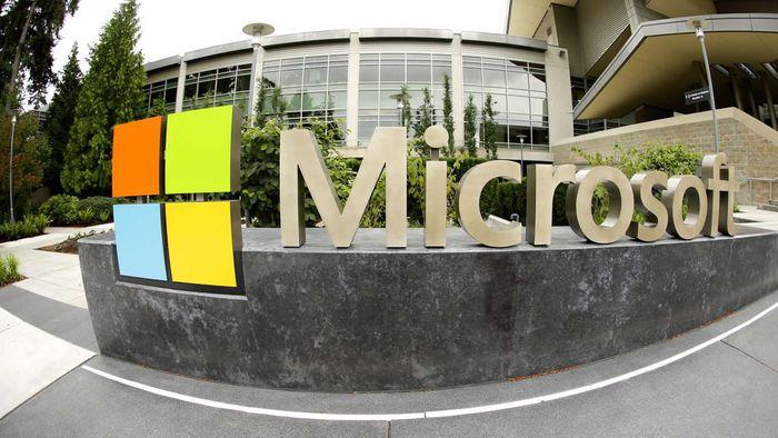 Microsoft registra queda de 25% em seu lucro no primeiro trimestre do ano
