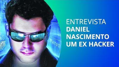 A vida secreta de um ex-hacker - Daniel Nascimento [CT Entrevista]