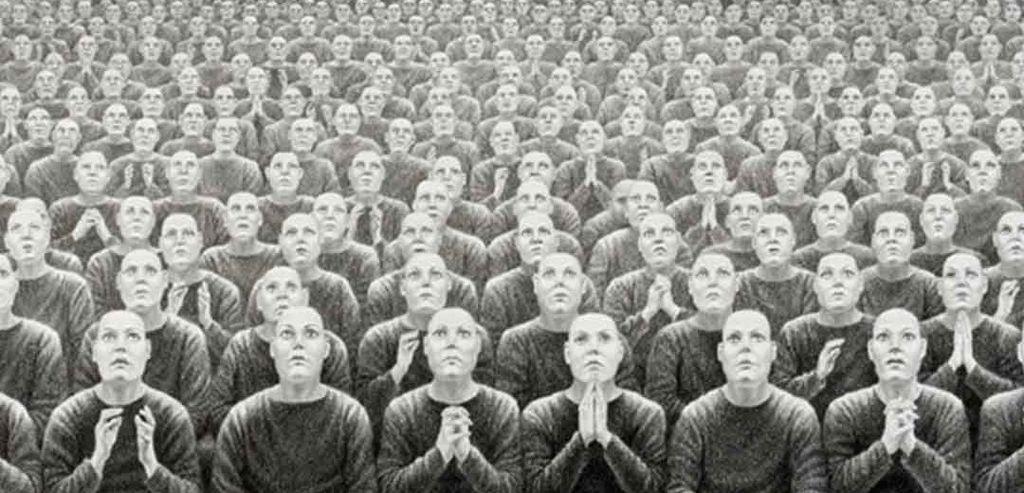 Manipulação em massa
