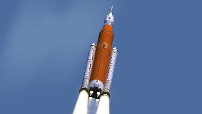 Auditoria aponta que produção do novo foguete da NASA vai atrasar novamente