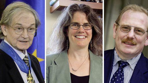 Três cientistas ganham Nobel de Física por seus estudos sobre buracos negros